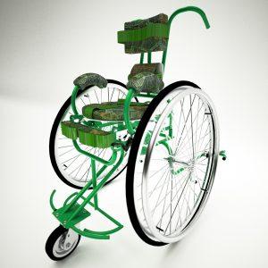 Sacramento invtion group mobility assistance device