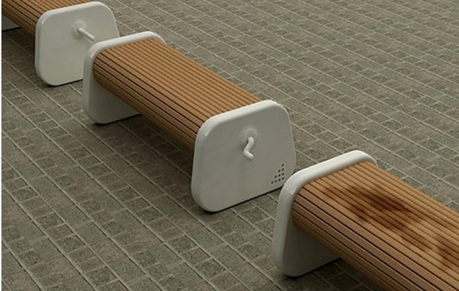 rotatable bench